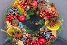 wianki / wreaths / decoration / home / tendom / garland