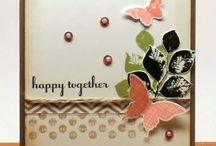 Stampin' Up! - Kinda Eclectic Cards / Stampin' Up! Cards. Kinda Eclectic
