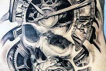 Tetoválás Minták Férfi