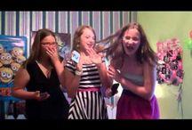 Our Music Videos / Parody music videos that star my kids & their friends. / by Sarabeth Retterer
