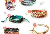 Bracelets / New ideas