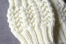 Knittingstuff-Slippers & Socks / Patterns for slippers, socks, legwarmers, and the like / by Eileen Myers