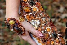 korálky - kabelky z korálků