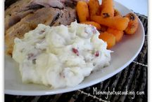 Good Eats--SIDE DISHES / by Rebekah Riehle