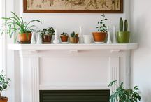 Fireplaces / by Val