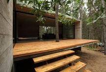 Natur trifft auf Architektur