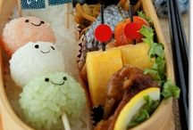 Lunch box&Plate   -Kyaraben-