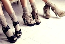 Shooooes / by Mademoiselle Chipotte