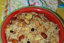 Rice dishes