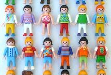 Playmobil / by Claire Toomey