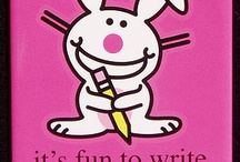 Happy Bunny / by Jon Elliott