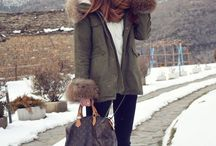 Outfit snow