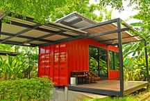 Shipping Container Houses / PaintRight Colac Shipping Container Houses