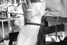 vintage šatečky