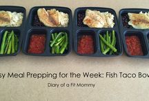 Food for a Foodie - Meal Prepping