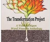 The Transformation Project / A collaboration of stories put together by West Michigan Word Weavers