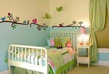Cute Kids Rooms / by Nichole Baxter