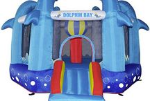Top Commercial Bounce Castle Manufacturer