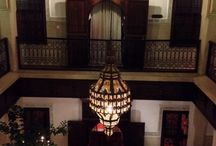 Riad location / Address: Riad Zitoun Jdid Derb Tbib 50 40000 Marrakech Morocco +212524375159 www.leclosdesarts.com