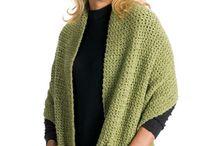 crochet / Crochet shawl