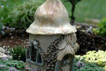 faerie garden / by Audrey Williams