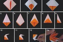 origami particolare