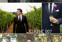 Fashion brides & grooms / Wedding photography
