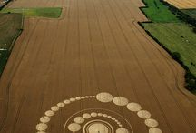 Crop circles / Sacred geometry at work!