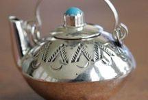Pretty Tea Pots