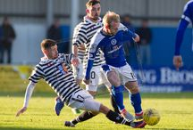 Stranraer 5 Nov 16 / Pictures from the SPFL League One game between Stranraer and Queen's Park. Match played at stair Park on Saturday 5 November 2016. Queen's Park won the game 2-0.