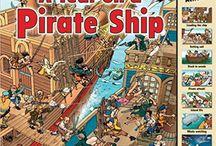 Pirate Children's Books