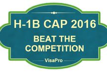 H-1B Cap 2016 Filing Tips / Find out how you can increase the chances of H-1B cap 2016 petition lottery selection and approvals.