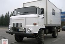 Legendary & Oldtime IFA Trucks / Trucks of the oldtime and extincted German brand, IFA.