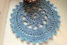 My works / I love to crochet