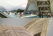 Bamboo Buildings