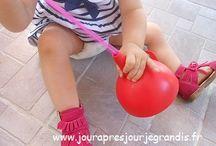 Eveil 12-18 mois / Activités d'éveil : activités de manipulation, activités sensorielles, activités créatives... pour les jeunes enfants de 12 à 18 mois