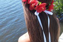 Hawaiian outfits