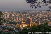 San Miguel de Allende, Guanajuato Mexico! / Declared World Heritage Site by UNESCO in 2008, San Miguel de Allende and the nearby Sanctuary of Atotonilco, embody the best of the Mexican Baroque architectural style and played an important role in Mexico's struggle for independence. Its cobblestone streets are filled with history and pride; while the mix of Spanish architecture with Mexican culture.