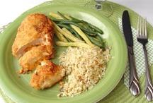 Main dish-Chicken / by Kelli Powell