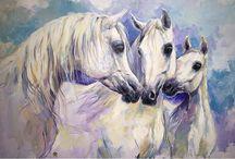 Konie art