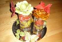 C-MY Style's Butterfly Centerpieces