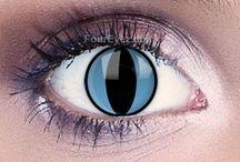 Cat Eye Crazy Contact Lenses