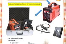 Matweld Welder with Kit in Aluminium Case