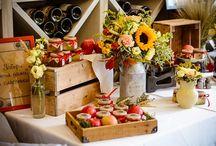 Свадьба с подсолнухами /Sunflowers wedding