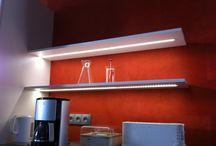 Equipement - Cuisine - LED