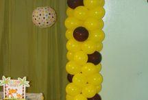 Balloon creations / by Felicia Hinson