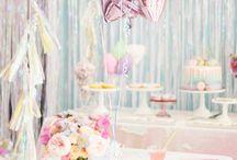 Iridescent Party Ideas