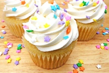 Rhianna's Cupcakes & More / I love to bake. My passion lies with cupcakes. Currently trying to set up my own cupcake business. At the moment I'm trying to perfect my skill in decorating and becoming inventive with flavour combinations.  / by Rhianna Roberts