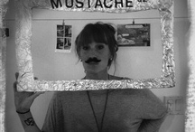 Wig & Stache Bash / 30th birthday party