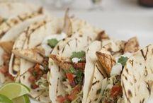 baja grilled fish tacos recipe